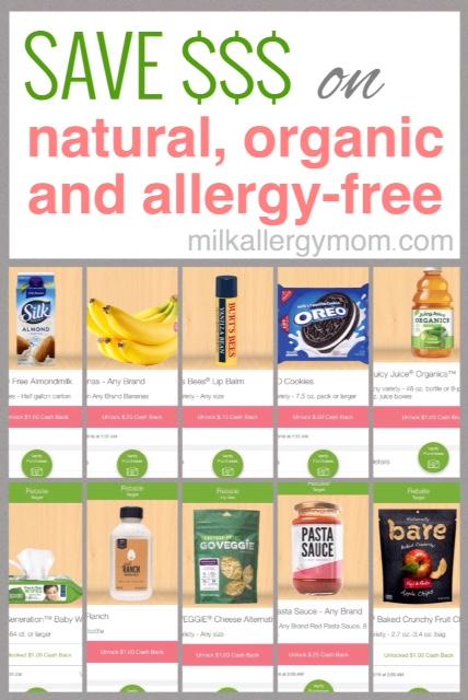 Allergy Friendly Rebates