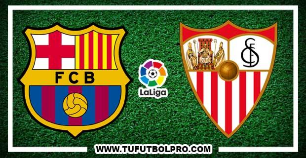 Ver Barcelona vs Sevilla EN VIVO Por Internet Hoy 31 de Marzo de 2018