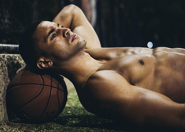 Devin Goda by Erik Carter shirtless