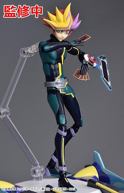 Figma Playmaker de Yu-Gi-Oh!