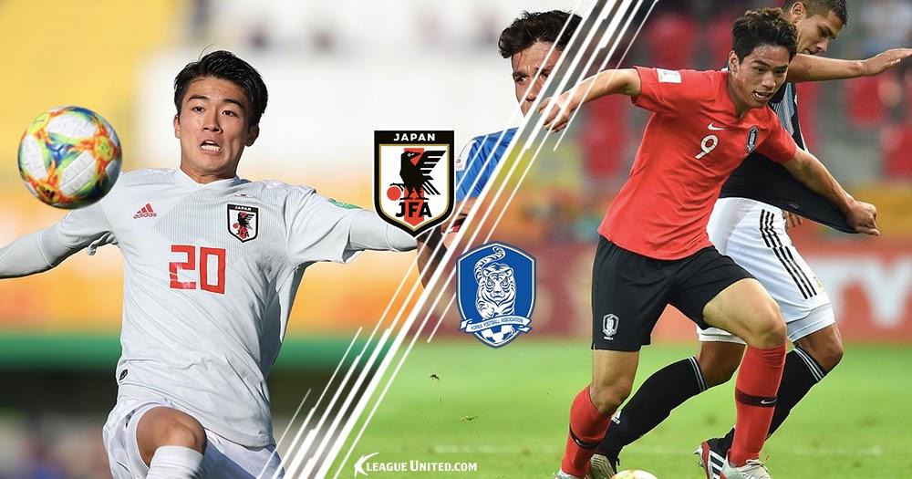 2019 U20 World Cup Preview: South Korea vs Japan - K