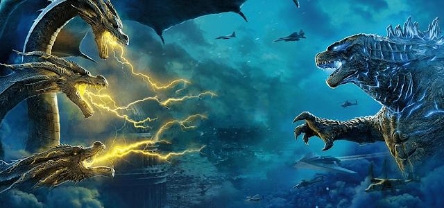 Godzilla II: Diretor explica porque os monstros são chamados de Titãs