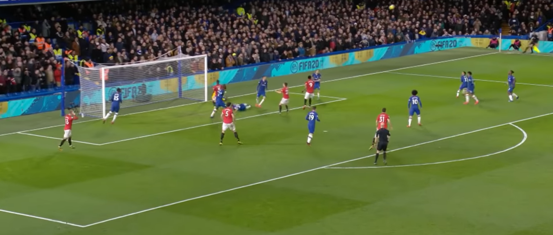 Manchester United vs Chelsea Head to Head