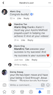 Alaric Ong debunks foundscam