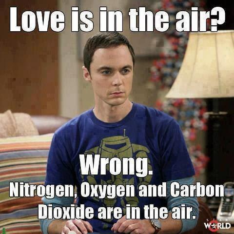 Sheldon big bang theory asexual definition
