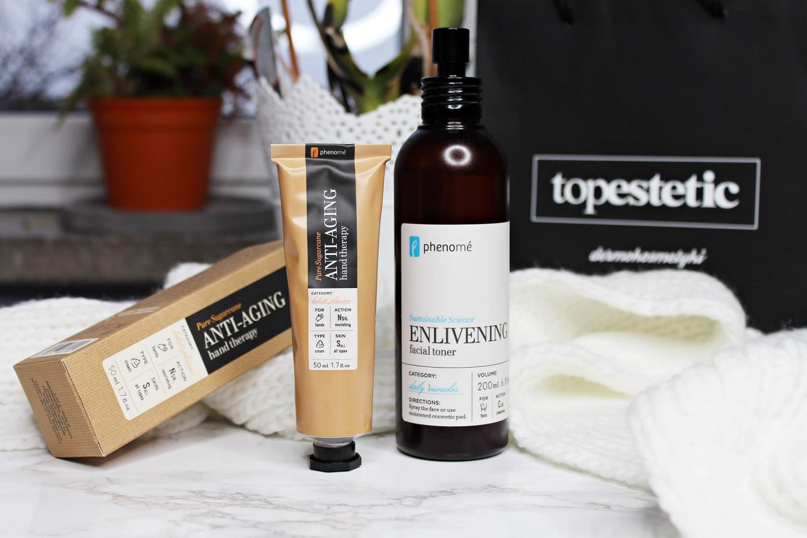 Phenomé - luksusowe, polskie i naturalne kosmetyki | topestetic.pl