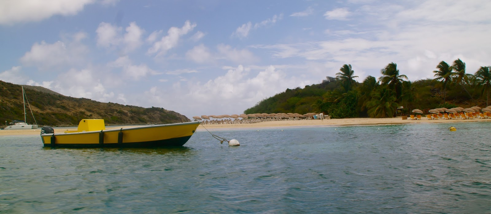 Ferry From Marigot To Pinel Island