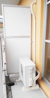有限会社THSによるエアコン工事