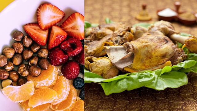 tips diet saat lebaran Idul Adha