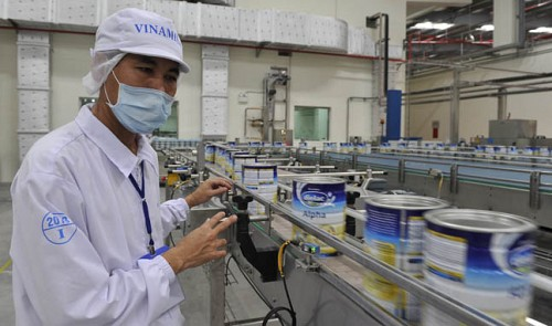 Vinamilk denies importing whey protein from China