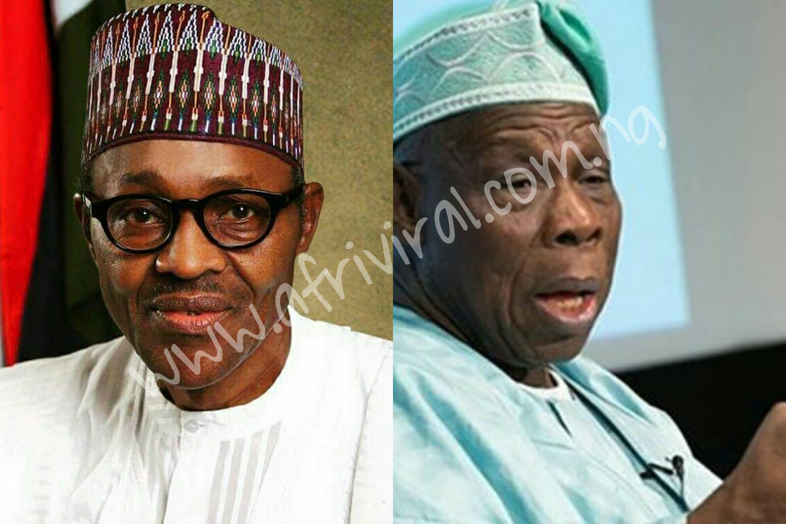 Obasanjo Tells Buhari -