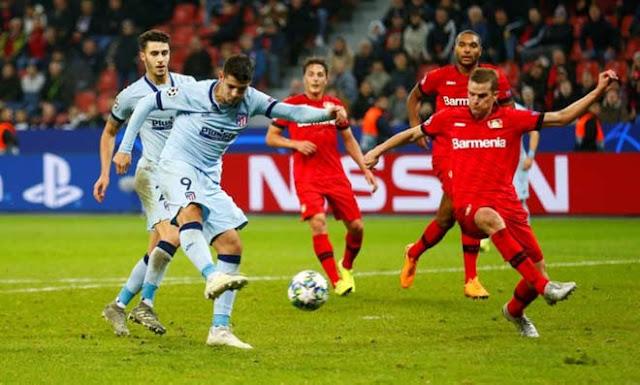 Video Leverkusen 2-1 Atletico Madrid: Phản lưới nhà và kết cục cay đắng