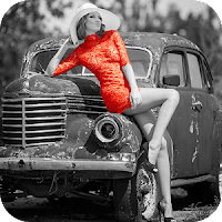 Color splash effect premium APK