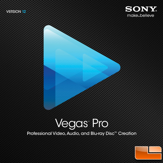 Sony Vegas Pro 12.0.726 (x64/ 64-bit) Full Version
