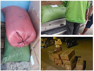 Tiêu lốp gởi đến các cơ sở làm muối Tây Ninh