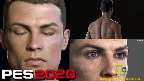 PES 2020 Gerçekci Oyuncu Yüzleri Yaması