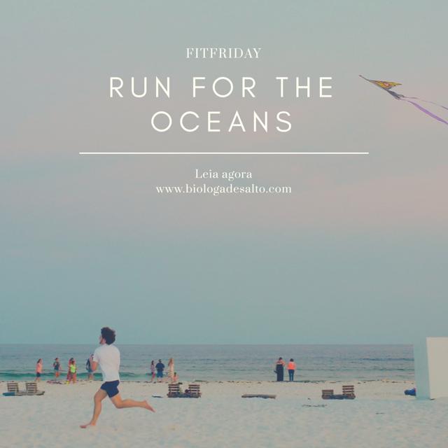A adidas e Parley for the Oceans anunciram mais uma edição da Run For The Oceans 2018