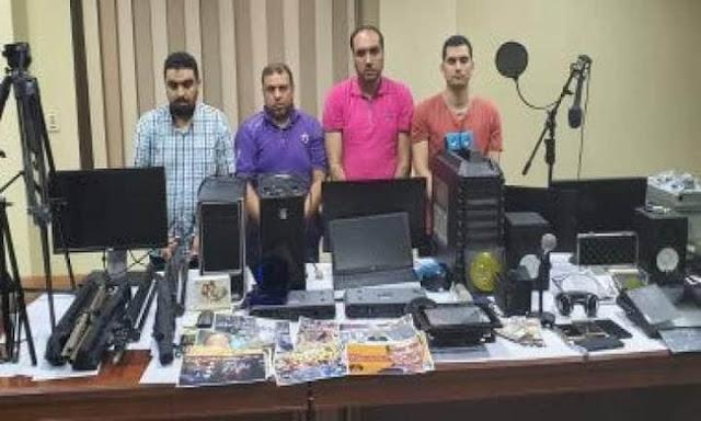 الداخلية تضبط خلية إرهابية بالأسكندرية تنتج فيديوهات مفبركة عن مصر بالأسكندرية