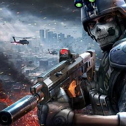 Download Modern Combat 5 mobile FPS
