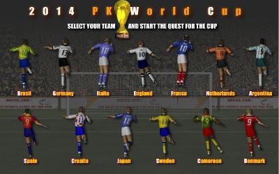 2014 PK World Cup - Jeu de Sport sur PC