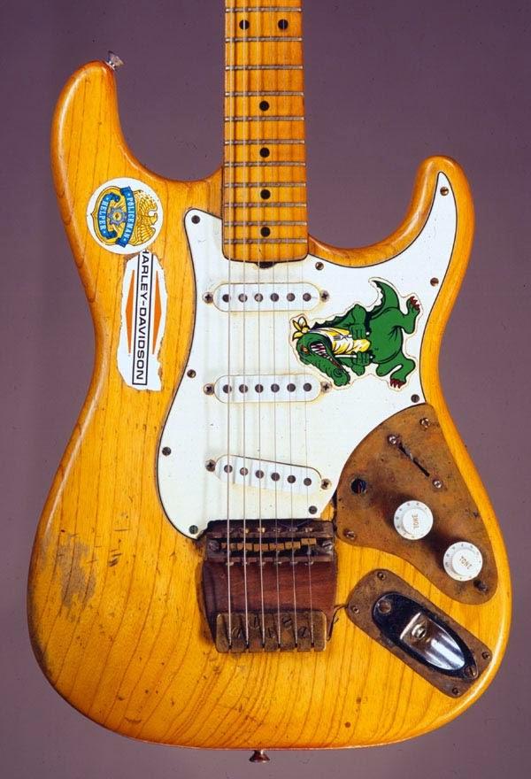 The Unique Guitar Blog The Grateful Dead  Jerry Garcias