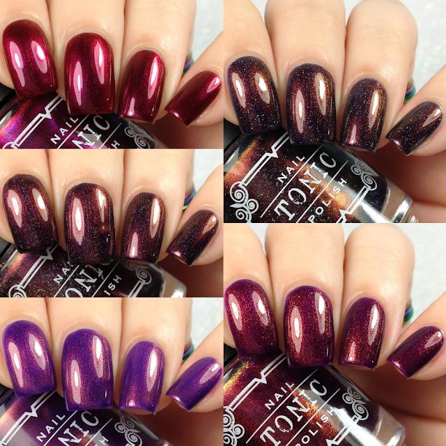 Tonic Polish-Polish Con Purples