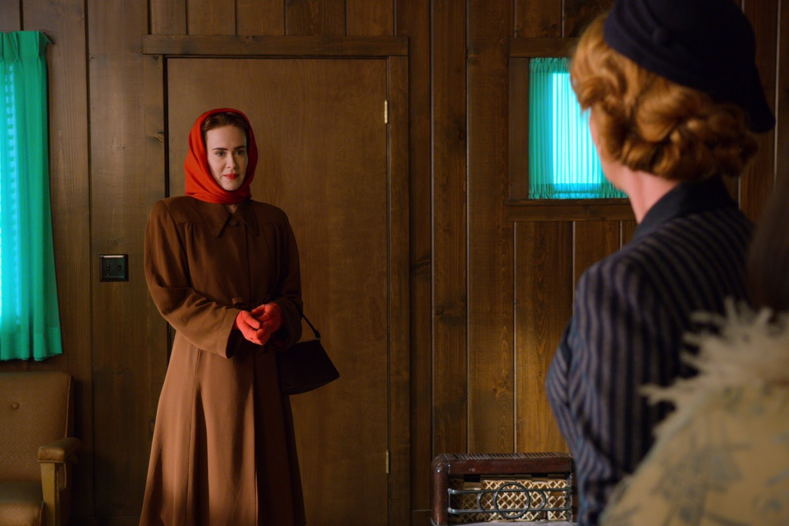 Sarah Paulson como Mildred Ratched