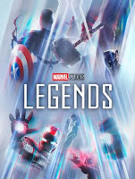 Marvel Studios: Legends Season 1 English 720p HDRip