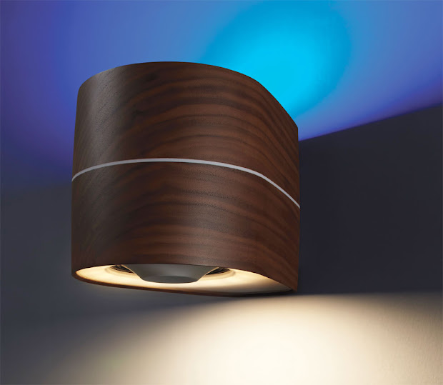 Lighting Speakers . Sensai Wood Design Light