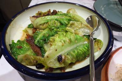 Kai Duck, lettuce dace black bean