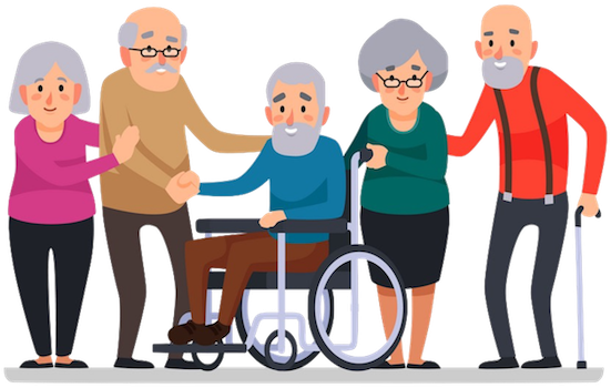 Assistive Devices for  Senior Citizens, Improve the Everyday Life of Seniors, Senior Citizens, Lifestyle