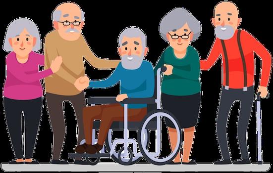 Assistive Devices for  Senior Citizens, Improve the Everyday Life of Seniors, Senior Citizens, Lifestyle