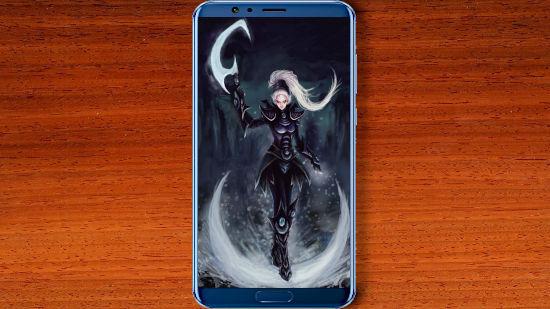 Diana - League of Legends - QHD pour Mobile