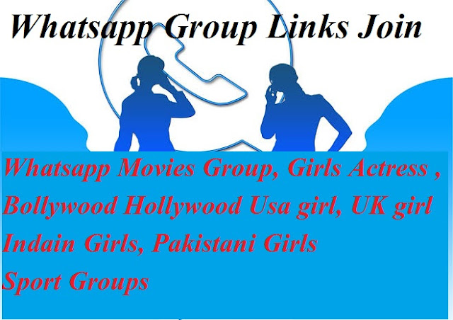Whatsapp Group with joining links and Names