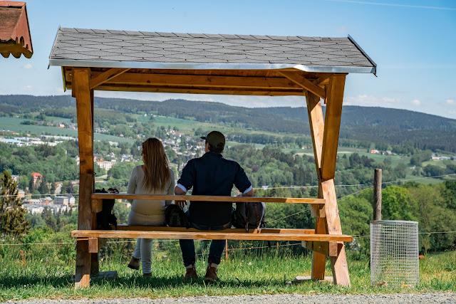 Vogtland Panorama Weg  Etappe 7 von Bad Brambach nach Markneukirchen  Wandern in Sachsen 18