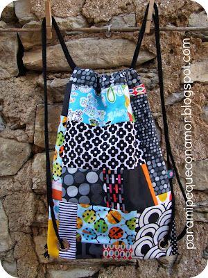 Bajo falda pijama muy corta - 1 part 9
