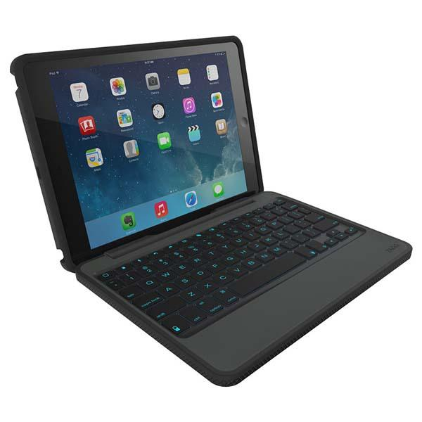 Review Zagg Rugged Folio The Test Pit