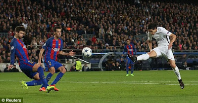 Magical!!! Barca Defeats PSG 6-1 At Home After 4-0 First Leg Humiliation 6