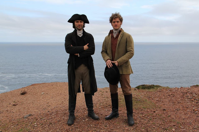 Poldark, S2, Viewing Figures, Aidan Turner