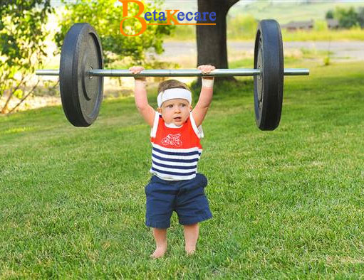 Weight Lifting for Baby