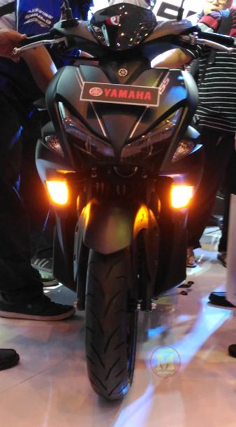 Semua Tipe Yamaha Aerox 155 VVA Bisa Charger HP