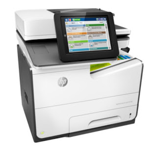 HP PageWide Enterprise Color MFP 586dn Drivers