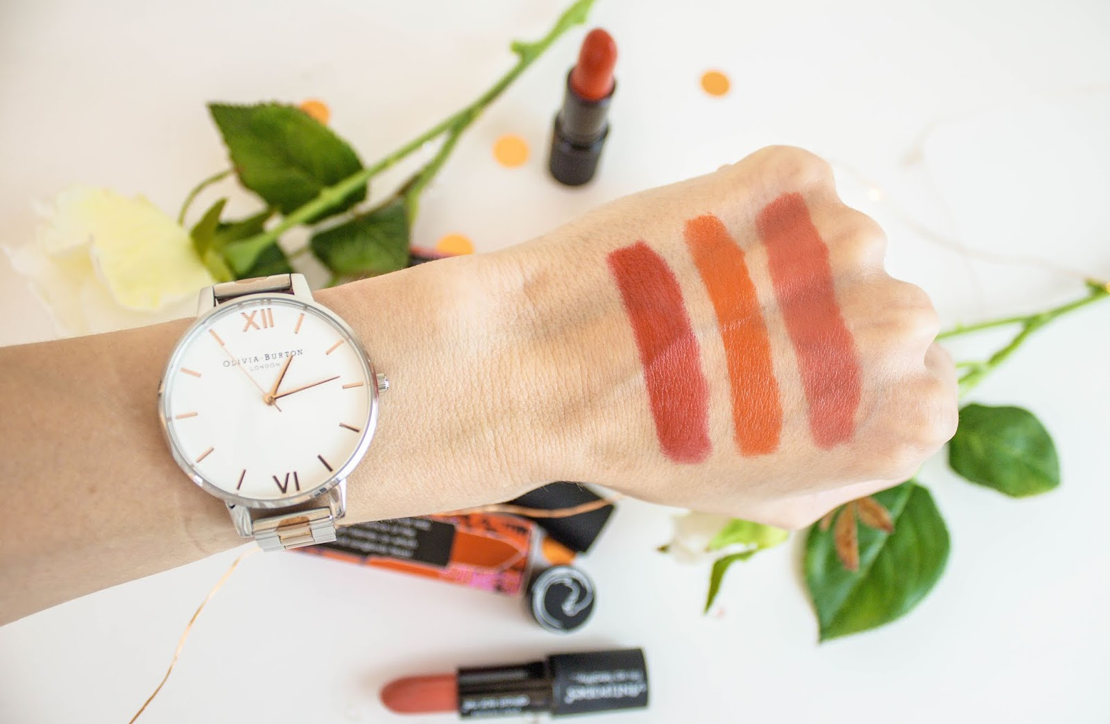 Antipodes Healthy Lipsticks Review Swatches