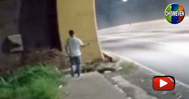 Delincuente de la Cota 905 juega con una granada y le estalla dentro de la mano