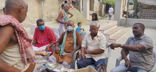 पीएम मोदी के जन्मदिवस पर भाजपा नेता ने लगाये मेडिकल कैंप