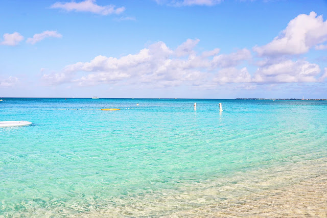 Seven Mile Beach, Grand Cayman Island