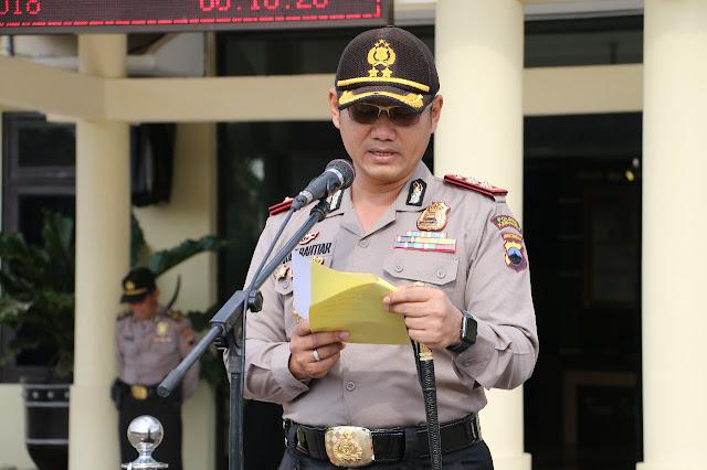 Pengamanan Pilgub 2018 Berjalan Lancar