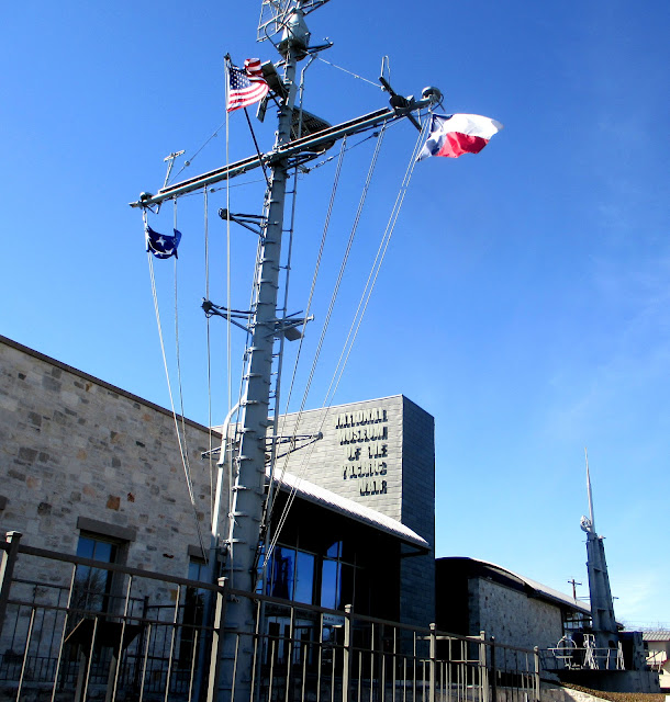 The National Museum of the Pacific War and Killer BBQ