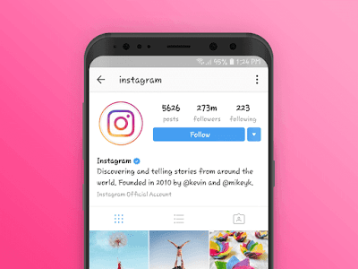 Instagram MOD (Many Features) APK