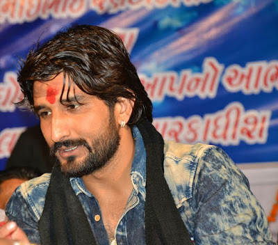 Gaman Santhal photo shoot images